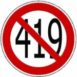 419-verbodsbord