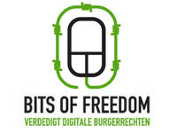 Bits of Freedom logo