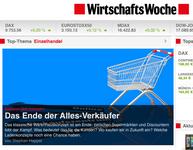 De ondergang van de Duitse warenhuizen
