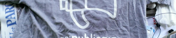 I went to Re:publica and all I got was a lousy T-shirt
