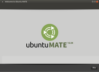 ubunte-mate1604lts-welcome