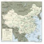 asia--china-political-map