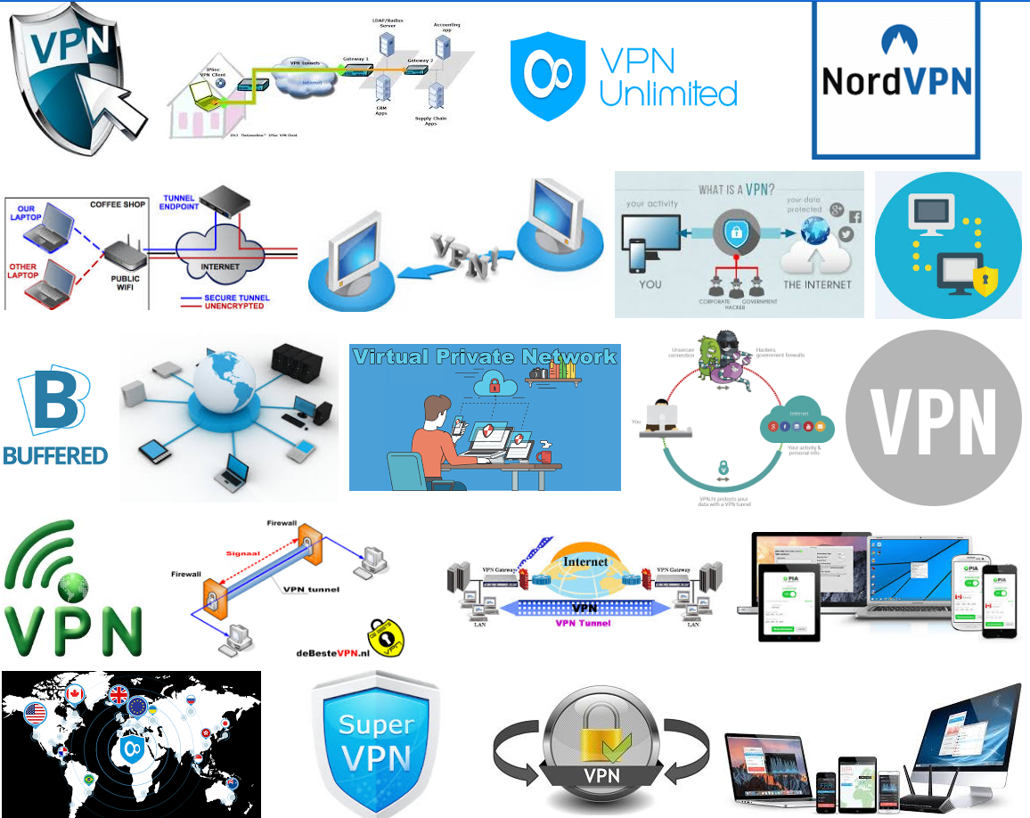 overzicht VPN