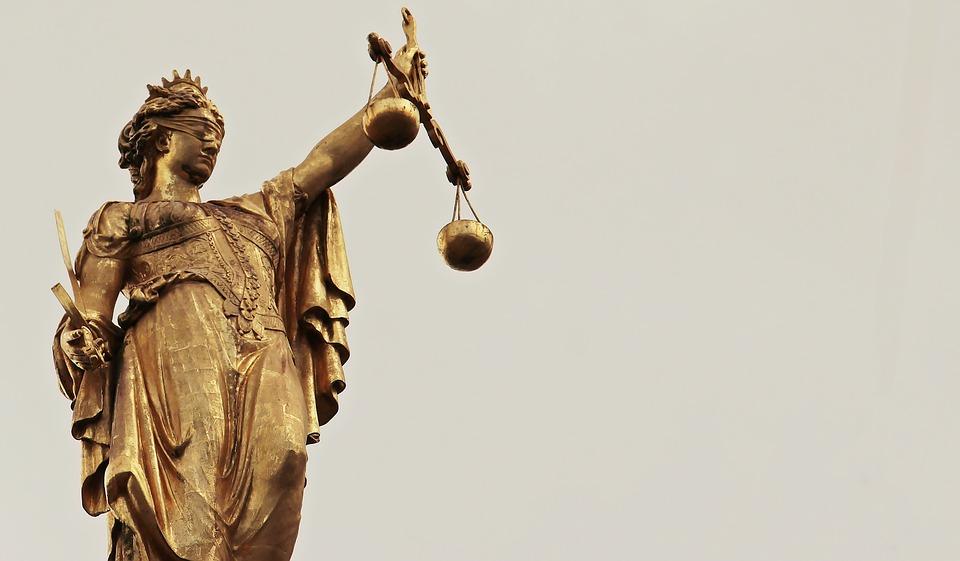 rechtspraak vonnis justitie