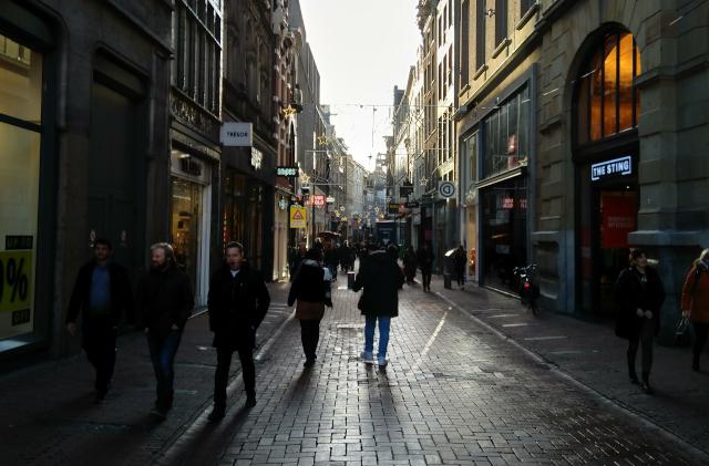 retail - winkelstraat