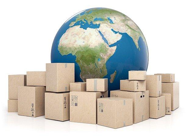 e-commerce - pakket